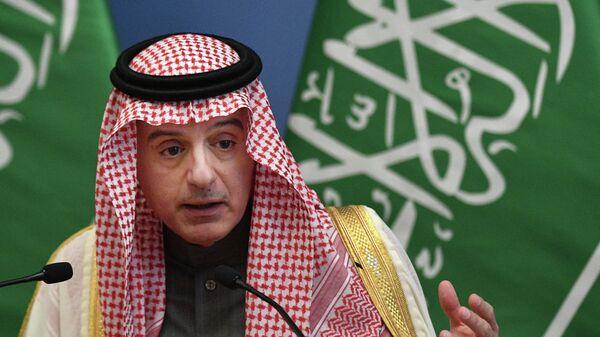 Министр иностранных дел Саудовской Аравии Адель Аль-Джубейр - Sputnik Тоҷикистон