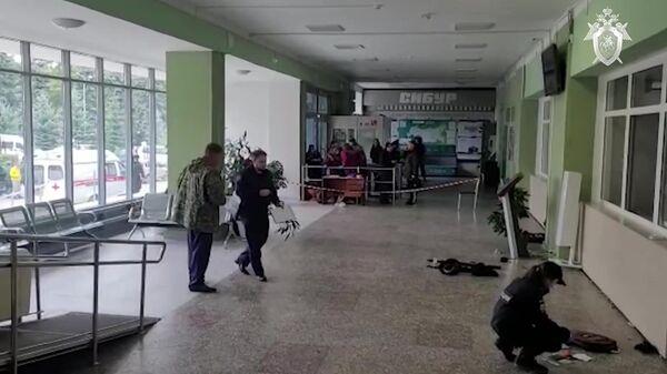 Стрельба в университете в Перми - Sputnik Таджикистан