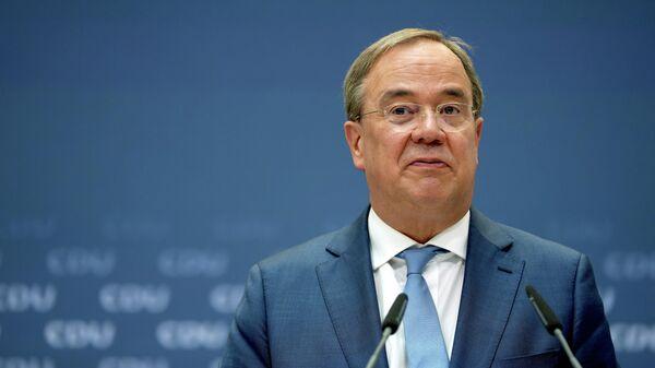 Армин Лашет, председатель Германского христианско-демократического союза - Sputnik Таджикистан