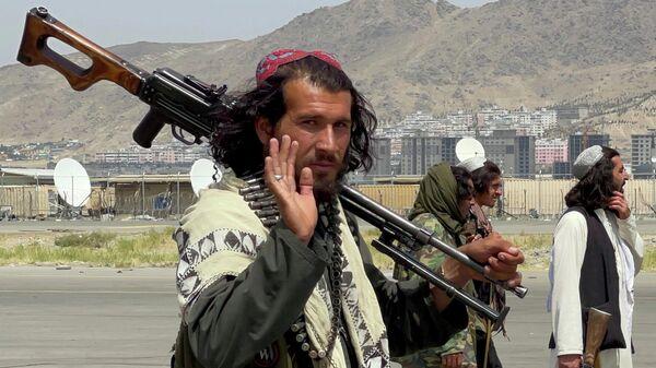 Боевики террористического движения Талибан - Sputnik Таджикистан