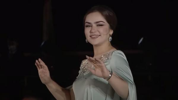 Таджикская певица Нигина Амонкулова  - Sputnik Таджикистан