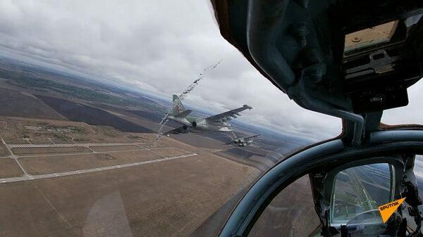 Активная фаза учений ШОС Мирная миссия в Оренбургской области - Sputnik Таджикистан