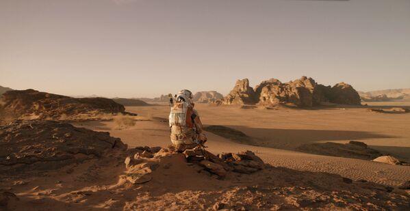 Кадр из фильма Марсианин - Sputnik Таджикистан