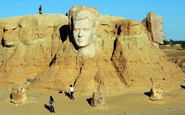 """Фильм Джорджа Лукаса """"Звездные войны"""", снимался в различных местах Туниса, в том числе и в Татавине, в честь которого назвали планету Татуин.  - Sputnik Таджикистан"""