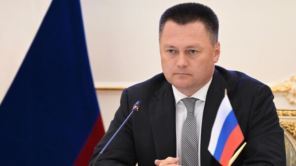Генеральный прокурор РФ Игорь Краснов - Sputnik Таджикистан