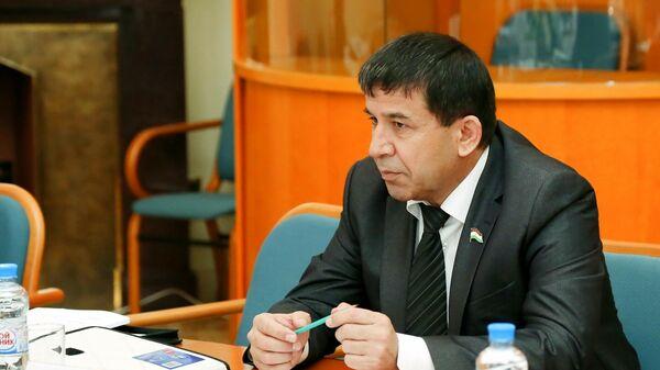 Первый заместитель председателя Маджлиси намояндагон Маджлиси Оли Таджикистана Махмадали Ватанзода - Sputnik Таджикистан