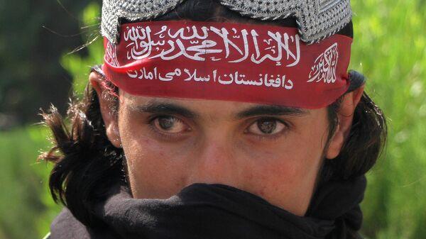 Боевик талибов - Sputnik Таджикистан