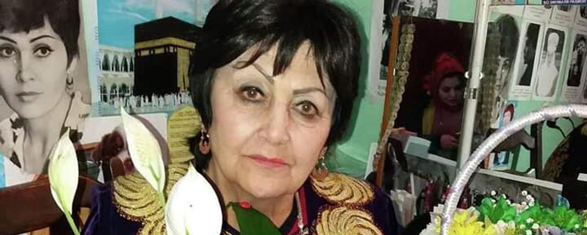 Актриса Сайрам Исаева - Sputnik Таджикистан, 1920, 27.07.2021