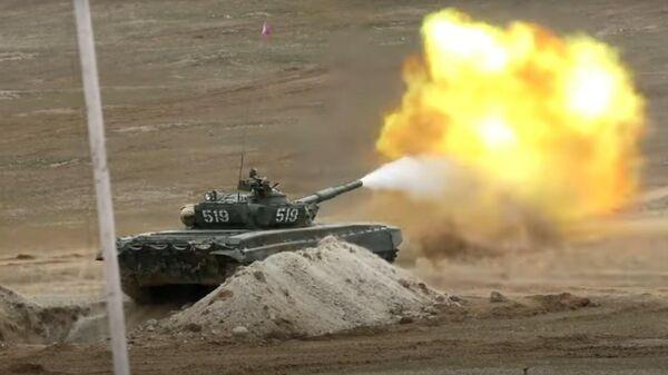 Совместные действия ВС РФ и ВС Монголии в рамках учения Селенга 2021 - Sputnik Таджикистан