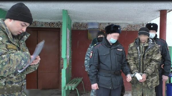 Следственные действия в отношении обвиняемого в убийстве беременной супруги и ее отца - Sputnik Таджикистан