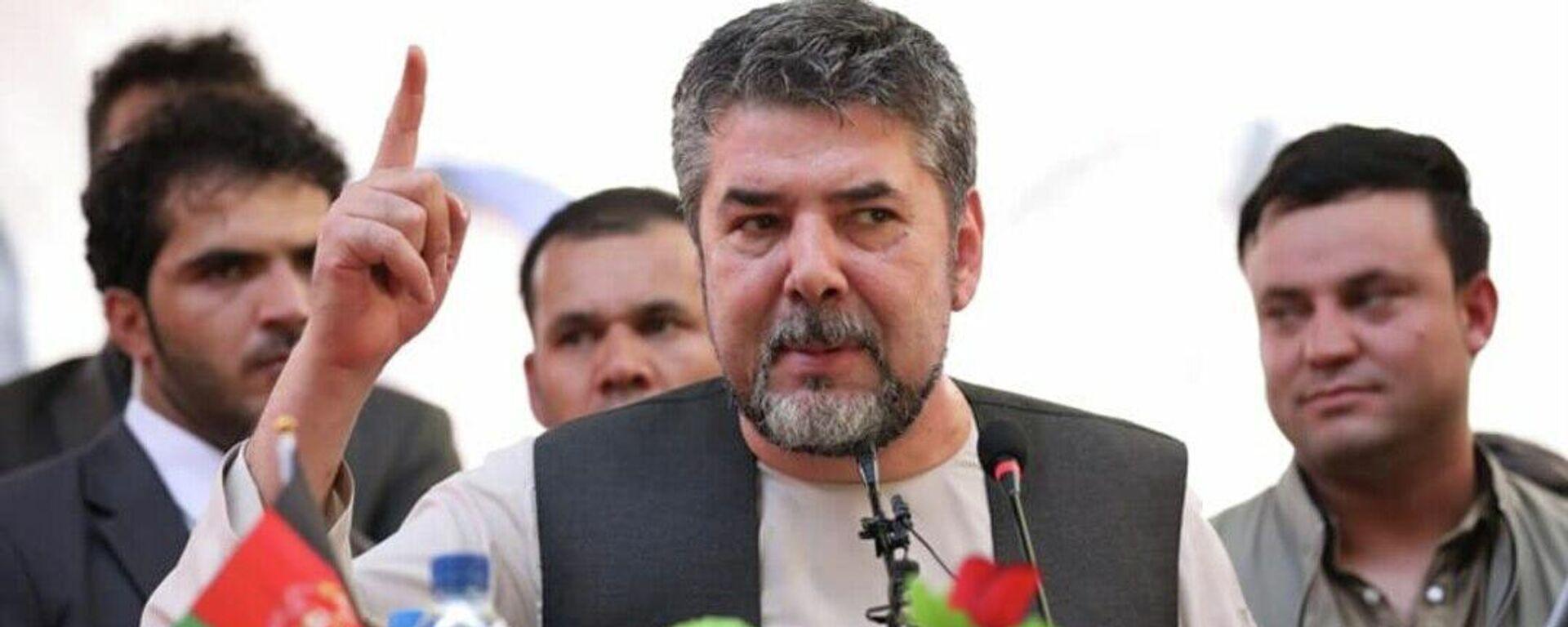 Рахматулла Набил, бывшый глава службы безопасности Афганистана - Sputnik Тоҷикистон, 1920, 06.10.2021