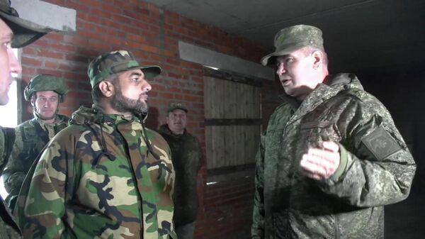 Российские военные показывают коллегам из Пакистана Умный дом - Sputnik Тоҷикистон