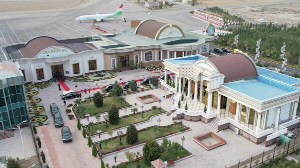 Новый аэропорт в Худжанде - Sputnik Таджикистан
