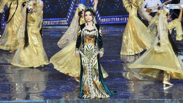 Тахмина Ниязова выступила на концерте в Таджикистане - Sputnik Таджикистан