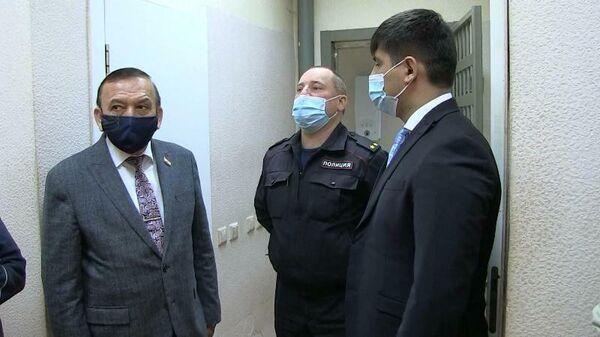 Генеральный консул Таджикистана в городе Екатеринбурге Зафар Сайидзода - Sputnik Таджикистан