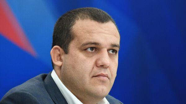 Генеральный секретарь Федерации бокса России Умар Кремлев - Sputnik Таджикистан