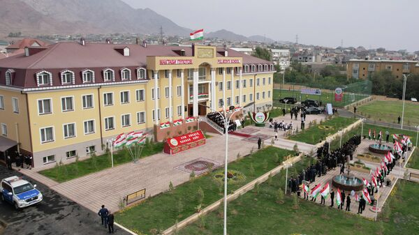 Школа в Согде - Sputnik Таджикистан
