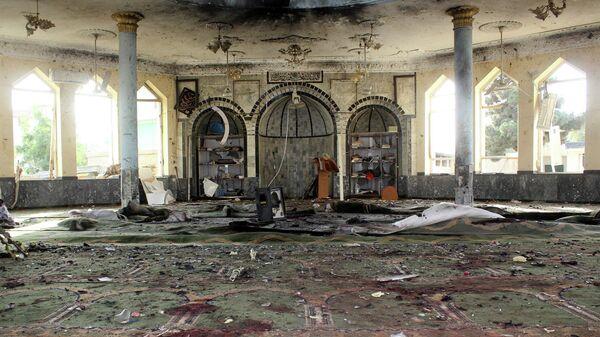 Теракт в Кундузе - Sputnik Таджикистан