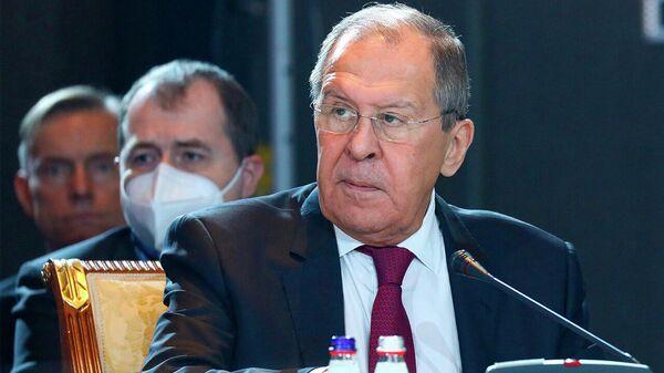 Лавров раскрыл, чего добиваются США и НАТО в Центральной Азии - Sputnik Таджикистан