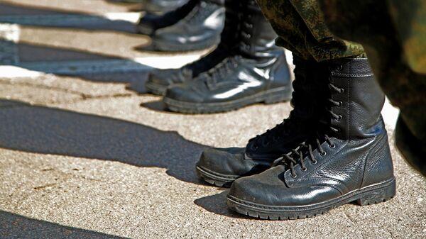 Призывники в армию, архивное фото - Sputnik Таджикистан