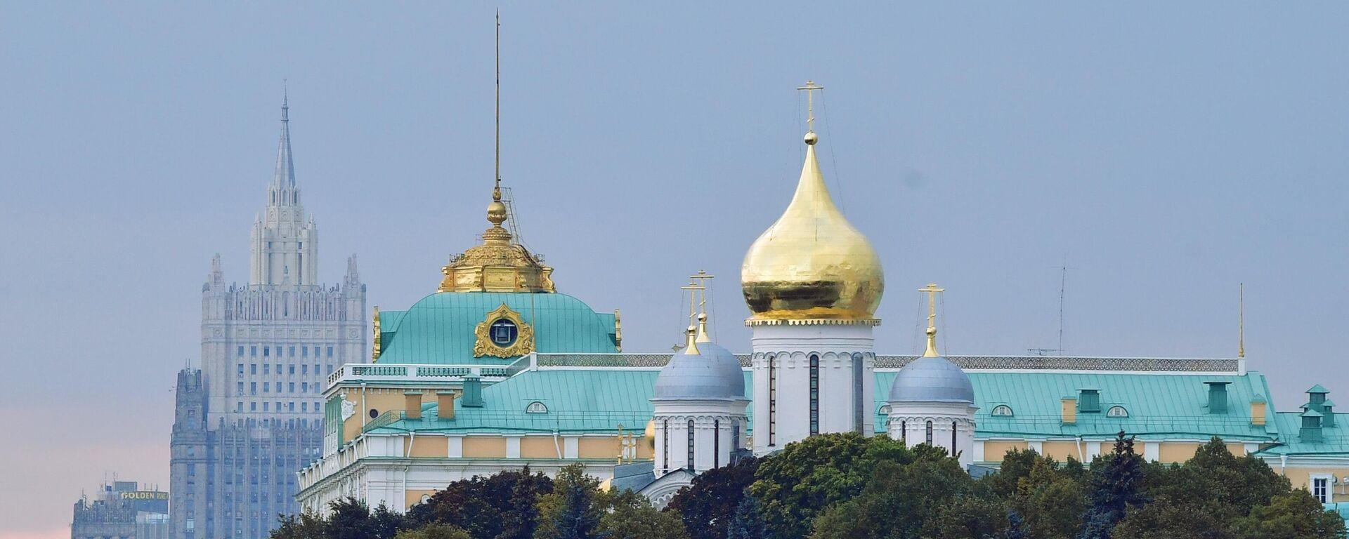 Виды Москвы - Sputnik Таджикистан, 1920, 12.10.2021