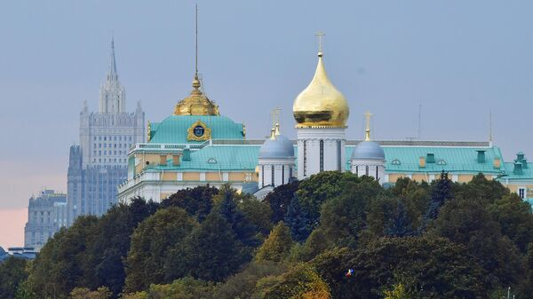 Виды Москвы - Sputnik Таджикистан