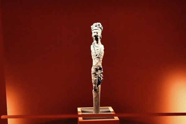 Выставку таджикской культуры можно будет посетить до 10 января 2022 года.  - Sputnik Таджикистан