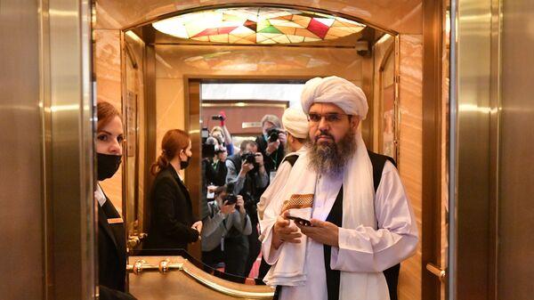 Представитель политического совета движения Талибан* - Sputnik Таджикистан