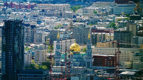 Московская соборная мечеть - Sputnik Таджикистан