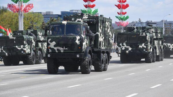Парад в честь Дня Победы в Минске - Sputnik Таджикистан