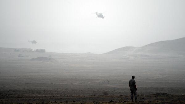 Учения сил ОДКБ в Таджикистане - Sputnik Таджикистан