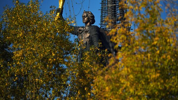 Парк искусств Музеон в Москве - Sputnik Таджикистан