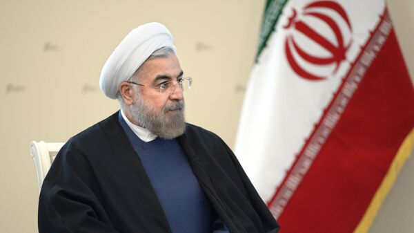 Президент Ирана, архивное фото - Sputnik Тоҷикистон
