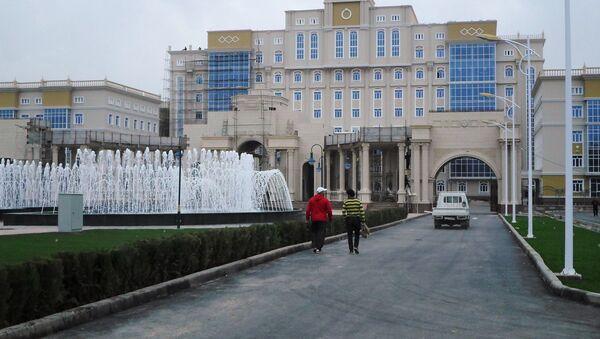 Медицинский комплекс Пойтахт-90 - Sputnik Таджикистан