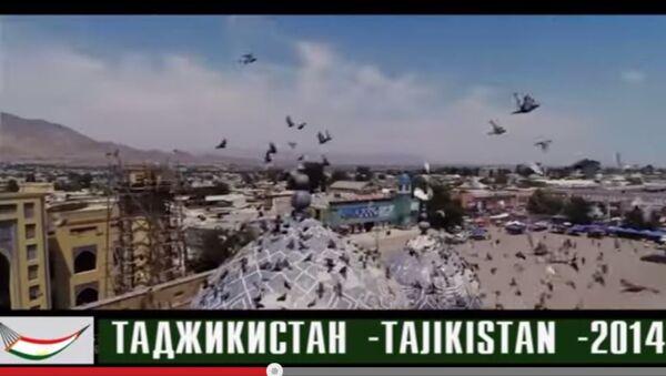 Тоҷикистон аз фарози парвози парранда - Sputnik Тоҷикистон