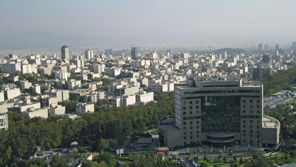 Тегеран столица Ирана. Архивное фото. - Sputnik Тоҷикистон