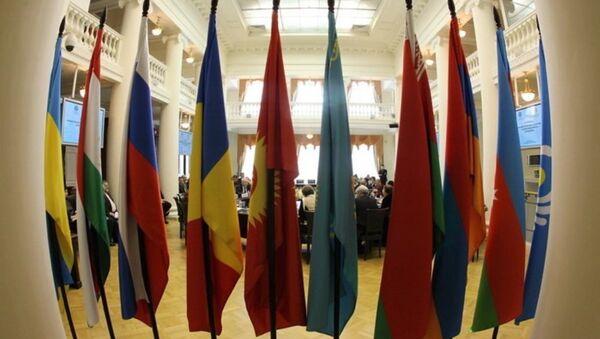 Флаги государств СНГ - Sputnik Таджикистан