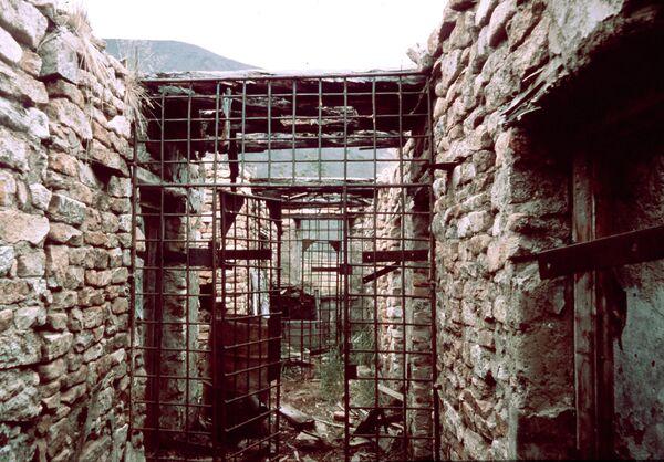 Исправительно-трудовой лагерь. Архивное фото - Sputnik Таджикистан