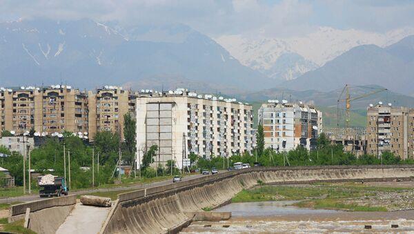 Душанбе. Архивное фото - Sputnik Таджикистан