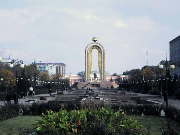 Душанбе. Архивное фото - Sputnik Тоҷикистон