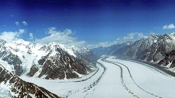 Ледники Памира. Архивное фото - Sputnik Таджикистан