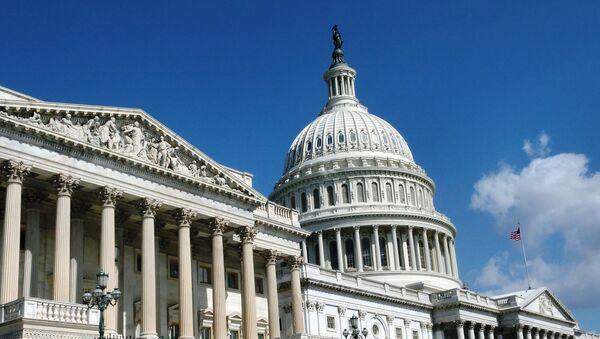Здание Капитолия в Вашингтоне, архивное фото - Sputnik Таджикистан