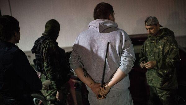 Стритрейсеры на ночных рейдах по поиску банды ГТА - Sputnik Таджикистан