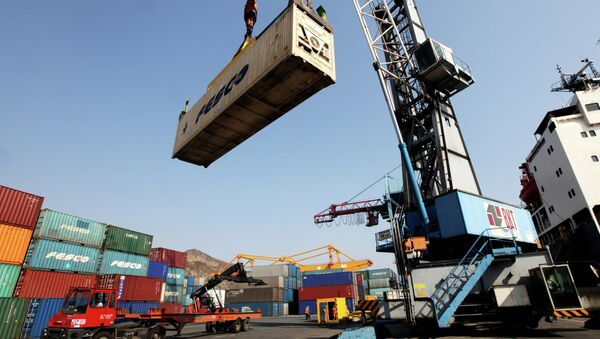 Перевозка грузов. Архивное фото - Sputnik Таджикистан