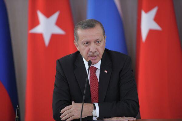 Тайип Эрдоган. Архивное фото - Sputnik Таджикистан