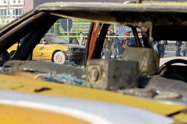 Теракт в Кабуле. Архивное фото - Sputnik Таджикистан