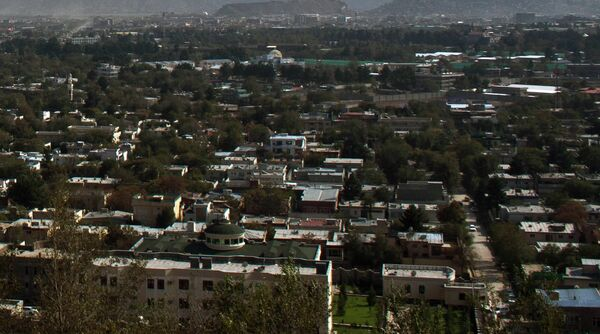 Кабул. Архивное фото - Sputnik Таджикистан