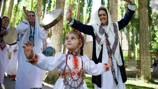 «Tajikistan, Peoples & Landscapes» - Sputnik Тоҷикистон