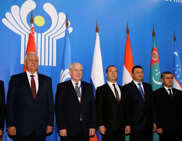 Заседание Совета глав правительств СНГ. Архивное фото - Sputnik Таджикистан