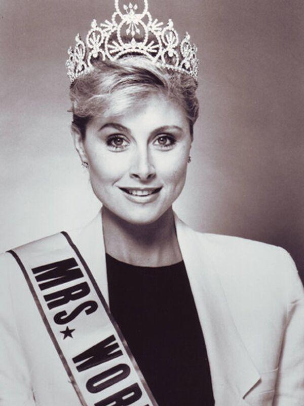 Миссис мира - 1988. Памела Натл (США). Фото с официального сайта Mrs. World - Sputnik Таджикистан